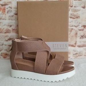 New Steven by Steve Madden Klein Sandals